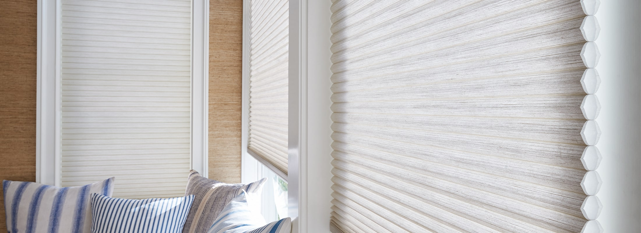 Get Duette® Honeycomb Shades by Hunter Douglas at The Blinds Man