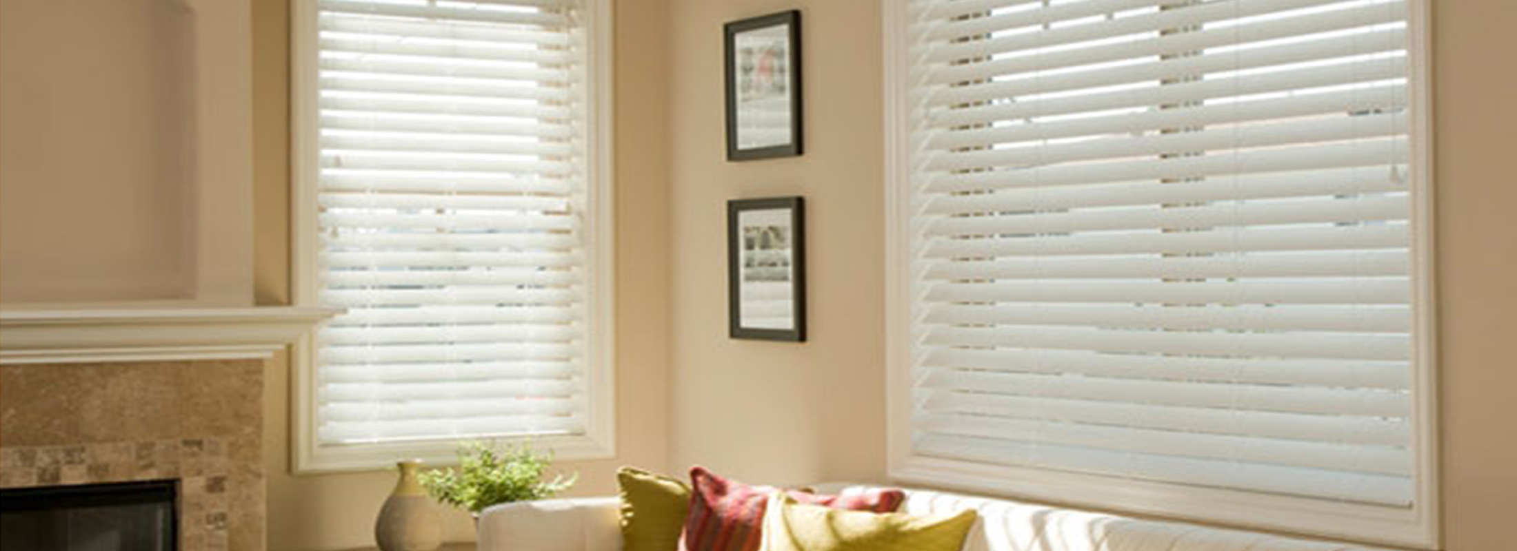 Get Performance Faux Wood Blinds by Norman at The Blinds Man
