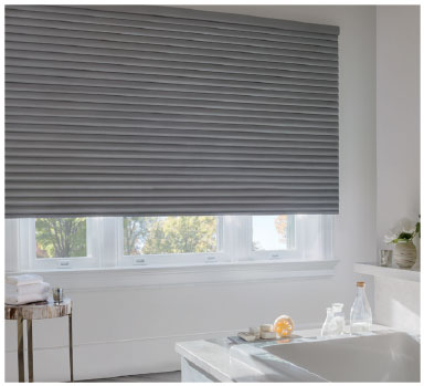 Sonnette™ Cellular Roller Shades at The Blinds Man in Lexington